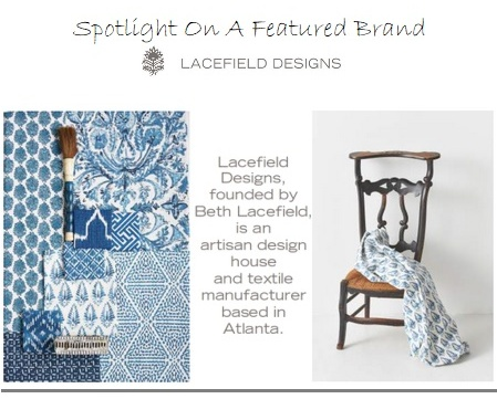 Browse Lacefield Designs Home Decor Fabric Collection